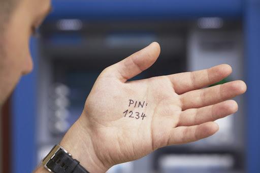 как узнать пароль от сбербанк карты (если забыл)